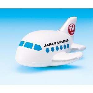JAL日本航空グッズ商品 ぷにゅ丸JAL(鶴丸)|pilothousefs-cima
