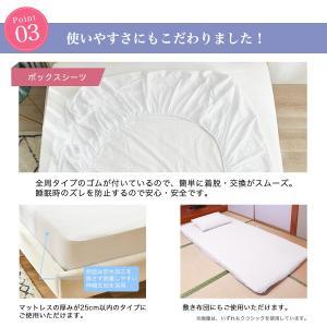 Protect-A-Bed (プロテクト・ア・ベッド) ボックスシーツ ミラクルフィット・マットレスプロテクター・プレミアム [シングル]|piloxs|11