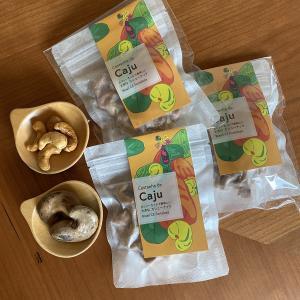 無農薬 ブラジルセアラ州カシューナッツ67g カジューオイル仕上げ【3パックセット・送料無料】|pimenta