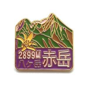 八ヶ岳(赤岳)|pin-bigwave