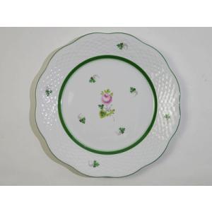 ヘレンド  ウィーンのバラ  プレート19cm デザート皿...
