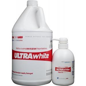【送料無料】ウルトラホワイト 3.78L(専用小分けプッシュボトル付)|pine-needle