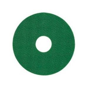 スコッチ・ブライト グリーンスクラビングパッド(緑)15インチ|pine-needle