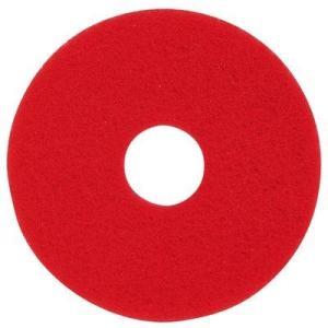 3M スコッチ・ブライト レッドバッファーパッド(赤)9インチ(5枚入)|pine-needle