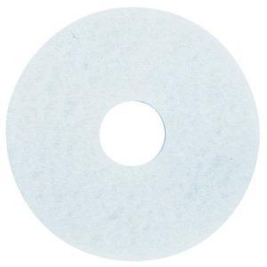 3M スコッチ・ブライト ホワイトスーパーポリッシュパッド(白)15インチ|pine-needle