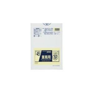 ジャパックス ポリ袋45L 650×800×0.03mm(600枚)|pine-needle