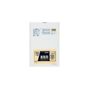 ジャパックス ポリ袋70L 800×900×0.04mm(400枚)|pine-needle