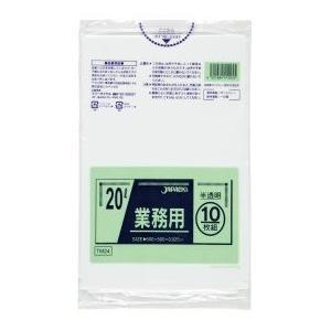 ジャパックス ポリ袋20L 500×600mm 厚さ0.025mm(600枚)|pine-needle