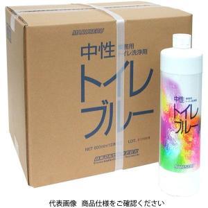 日本マルセル 中性トイレブルー(800ml×12)|pine-needle