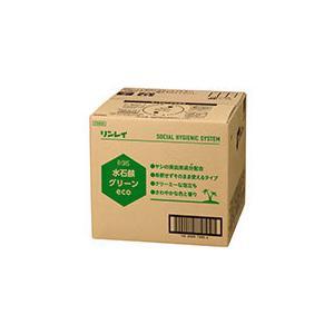 リンレイ 水石鹸グリーンeco 18L|pine-needle