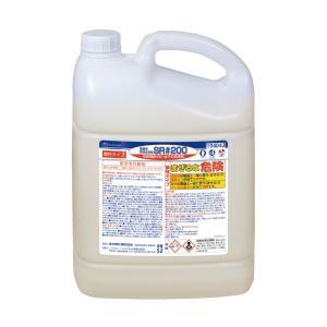 ユーホーニイタカ 特殊洗剤SR#200 5L*2|pine-needle