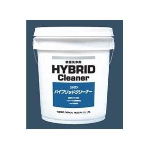 ユシロ ハイブリッドクリーナー 18L|pine-needle
