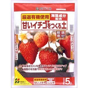 花ごころ 甘いイチゴをつくる土 5l|pinepinestore