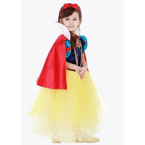 白雪姫 子供 プリンセス ハロウィン コスチューム ディズニー