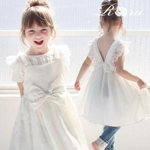 0bbd1ba4c0974 エプロン ドレス ワンピース 女の子 子供服 フォーマル ラメ おしゃれ 可愛い 撥水 食事エプロン 出産祝い