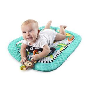 プレイマット プレイジム ギグルサファリ プロップマット ブライトスターツ bright starts ベビー マタニティ 出産  育児 お祝い ギフト プレゼント 帰省 baby|pinkybabys
