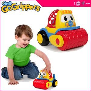 大きなローラーがくるくる回るローラーカー ローラーは赤ちゃんの力でも押しやすい様に設計されています。...