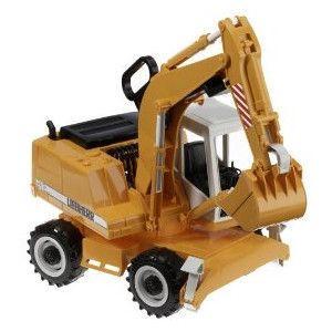 ミニカー LHショベル ジョブインターナショナル JOB おもちゃ トラック ギフト 自動車 働く車 電車 新幹線 シャベルカー ショベルカー 誕生日【Bruder】|pinkybabys