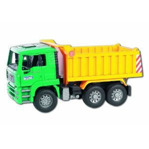 ミニカー MAN Tip up トラック ジョブインターナショナル JOB おもちゃ トラック 自動車 働く車 電車 新幹線 シャベルカー ショベルカー 誕生日 【Bruder】|pinkybabys