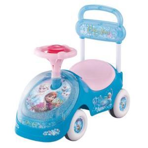 乗用玩具 ファンライド アナと雪の女王 アイデス ides 乗り物 こども 子供 おもちゃ ベビー アナ 雪 女の子 プレゼント ギフト 御祝 外出|pinkybabys