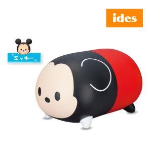 乗用玩具 ツムツムボンボン ミッキーマウス TSUM TSUM BON BON アイデス ides 乗用玩具 こども 子供 おもちゃ ベビー ギフト 御祝 クッション 遊具|pinkybabys
