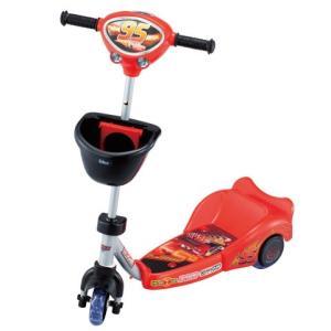キックスクーター キッズスクーター カーズ アイデス ides ディズニー Disney 三輪車 自転車 バランスバイク スケーター 遊具 おもちゃ kids baby pinkybabys