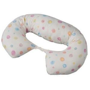 授乳クッション カラフルドロップ ロングクッション 授乳 クッション マルチクッション ギフト プレゼント ママ こども 子供 赤ちゃん フジキ baby|pinkybabys