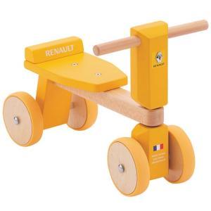自転車 ルノー ウッディウォーカーバイク オレンジ OR ジック WOODY WALKER-BIKE 足けり自転車 バランスバイク ペダルなし プレゼント kids baby|pinkybabys