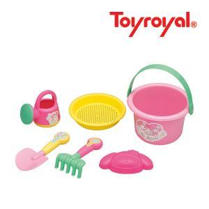 バケツ ローヤル 2650 マイメロディ バケツセット 雪遊び 海水浴 潮干狩り 砂遊び バケツ スコップ クマデ 子供用 おもちゃ rody|pinkybabys