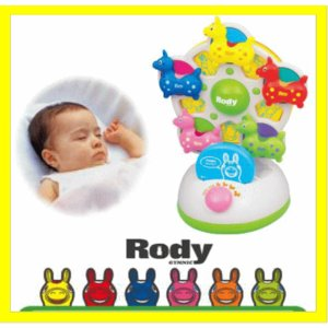 フロアメリー 3665 ロディ Rody 観覧車メリー 床置きメリー ローヤル toyroyal おもちゃ toys ギフト gift 誕生日プレゼント 出産祝い 人気 pinkybabys
