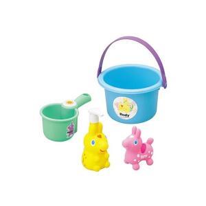 お風呂のおもちゃ 3670 ベビーロディ たのしいバスタイム トイローヤル ToyRoyal バストイ お風呂 おもちゃ オフロ おふろ グッズ ベビー キッズ 子供 ローヤル|pinkybabys