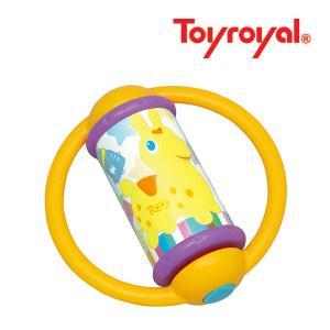 ラトル 3751 ベビーロディ ローラーチャイム ローヤル toyroyal Rody おもちゃ toys ギフト gift プレゼント 出産祝い 安全 安心 ガラガラ チャイム|pinkybabys
