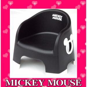ローチェア ミッキーマウス ララチェア ブラック BK ミッキー チェア 子供用 disney 椅子 イス 豆チェア 豆イス 錦化成 【ギフト包装不可】|pinkybabys