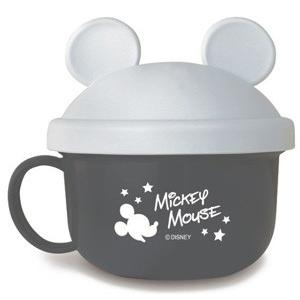 赤ちゃん用お菓子 NEW ミッキーマウス ベビーフードカップ  GR 錦化成 食器 携帯用  子供用 幼児用 おでかけ 旅行 ディズニー 里帰り 帰省 baby|pinkybabys