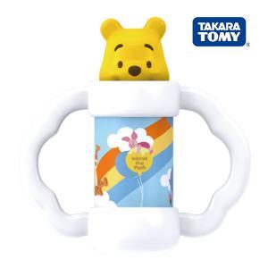 ガラガラ ラトル Dear Little Hands ポロロンチャイム くまのプーさん タカラトミー 音 おもちゃ 新生児 赤ちゃん ベビー 誕生 お祝い ギフト プレゼント pinkybabys