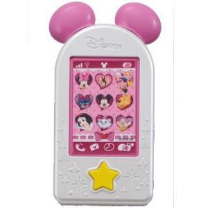おしゃべりメロディスマートフォン ピンク タカラトミー Takara Tomy Disney おもちゃ toys ギフト i-phone 電話 携帯 誕生日プレゼント 知育玩具 発育 安全*|pinkybabys