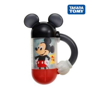 ラトル Dear Little Hands にぎってふってポロロン ミッキー&フレンズ タカラトミー Takara Tomy Disney Pooh おもちゃ toys ギフト ガラガラ 知育玩具 安全|pinkybabys