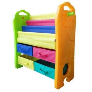 おもちゃ箱 703 ブックシェルフ おもちゃ箱 パピー おもちゃ箱 おかたづけ お片づけ 室内 子供部屋 インテリア 子供 収納 家具 本棚 シェルフ クリスマス baby|pinkybabys