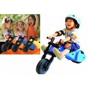 乗用玩具 ラングスワイバイク ブルー RANGS JAPAN ラングスジャパン 三輪車 自転車 バランスバイク 足けり乗用 遊具 おもちゃ 誕生日プレゼント 安全 人気|pinkybabys