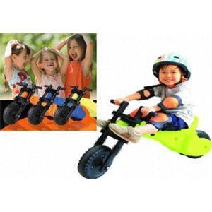 乗用玩具 ラングスワイバイク グリーン RANGS JAPAN ラングスジャパン 三輪車 自転車 バランスバイク 足けり乗用 遊具 おもちゃ 誕生日プレゼント 安全 人気|pinkybabys