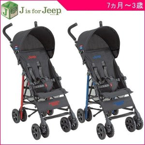 ベビーカー B型 J is for Jeep スポーツ リミテッド ジープ ティーレックス T-REX 赤ちゃん 7ヶ月から 買い替え 人気 折りたたみ お出かけ 旅行 帰省 連休|pinkybabys