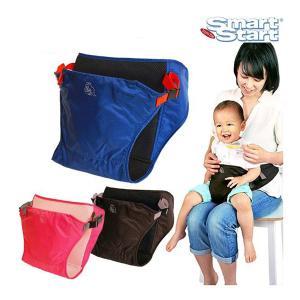 チェアベルト SmartStart スマートハグ 赤ちゃん おすわり補助 いすベルト 外出 お出かけ 外食 旅行 帰省 補助ベルト ティーレックス ゆうパケット|pinkybabys