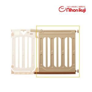ベビーゲート NEW スマートゲイト2 専用ワイドパネルL フェンス ベビーフェンス ベビーゲート ゲート パネル 室内 セーフティ 安全 日本育児 本体別売|pinkybabys