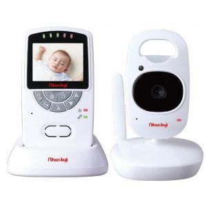 ベビーモニター デジタルカラー スマートビデオモニターII  デジタル ベビーモニター ビデオモニター モニター 赤ちゃん セーフティ ベビー nihonikuji 日本育児|pinkybabys