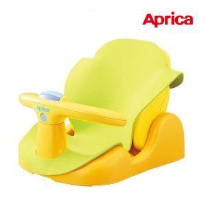 ベビーバスチェア はじめてのお風呂から使えるバスチェア Aprica おふろ ベビー お風呂 グッズ バスチェア チェア おふろチェア アップリカ 帰省 里帰り|pinkybabys