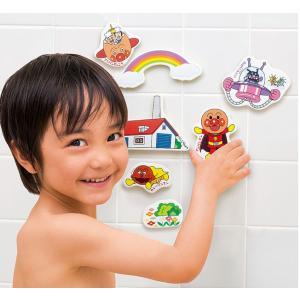 アガツマ アンパンマン おふろでピタッと!DX PINOCCHIO ピノチオ オフロ お風呂 おふろ おもちゃ ベビー こども キッズ pinkybabys