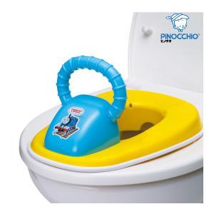 補助便座 NEW トーマス 幼児用 補助便座 トイレ おまる トレーニング オマル 練習 子供用 幼児用 赤ちゃん オムツ おむつ アガツマ ピノチオ PINOCCHIO|pinkybabys