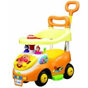 乗用玩具 アンパンマン よくばりビジーカー2 ...の詳細画像5