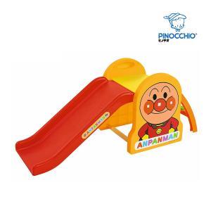 滑り台 アンパンマン うちの子天才すべり台 アガツマ agatsuma 室内用 ジャングルジム 遊具 ぶらんこ おもちゃ ギフト 誕生日 プレゼント|pinkybabys