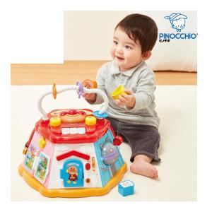 知育玩具 アンパンマン おおきなよくばりボックス アガツマ おもちゃ 赤ちゃん ベビートイ ギフト プレゼント 誕生日 kids baby リニューアル 人気|pinkybabys